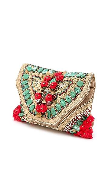 Antik Batik Cuzco Clutch