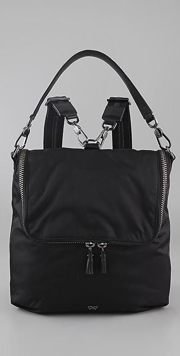 Anya Hindmarch Maxi Zip Backpack