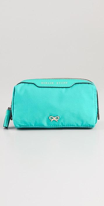 Anya Hindmarch Girlie Stuff Cosmetic Bag