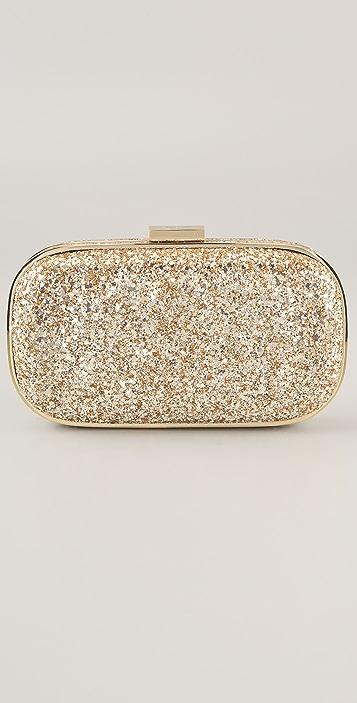 Anya Hindmarch Marano Glitter Clutch