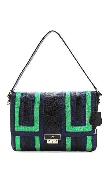 Anya Hindmarch Ebenezer Shoulder Bag