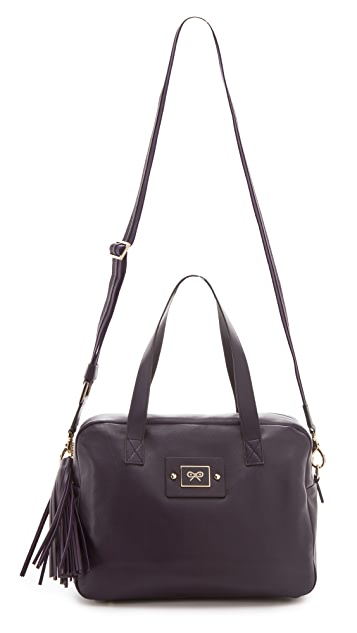 Anya Hindmarch Faithful Top Handle Bag