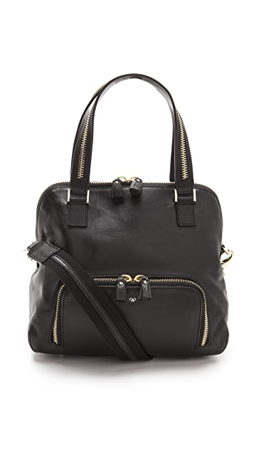 Anya Hindmarch Maxi Zip Rollin Small Bag