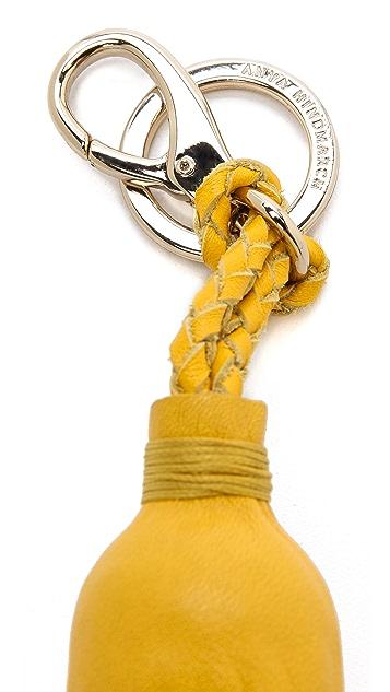 Anya Hindmarch Tiered Tassel Key Ring