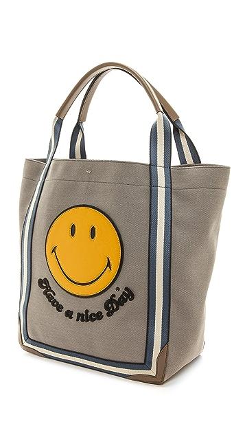 Anya Hindmarch Smiley Tote