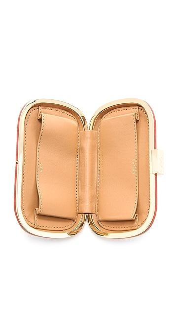 Anya Hindmarch Mini Marano Card Case Clutch