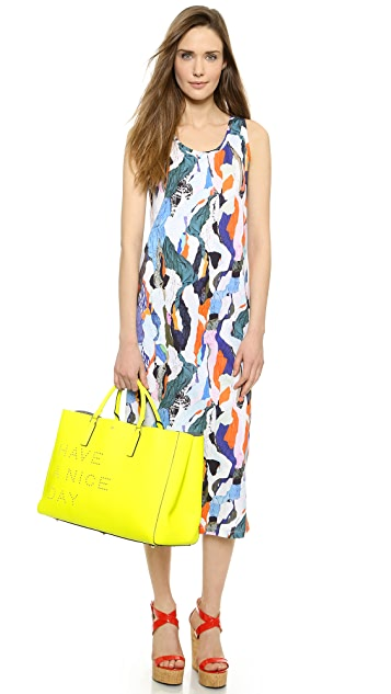 Anya Hindmarch Have a Nice Day Ebury Maxi Tote
