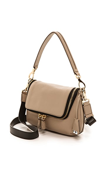 Anya Hindmarch Maxi Zip Bag with Eyes Pocket