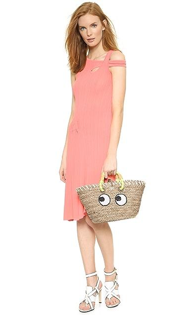 Anya Hindmarch Small Basket with Eyes