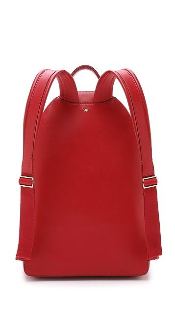 Anya Hindmarch Smiley Backpack