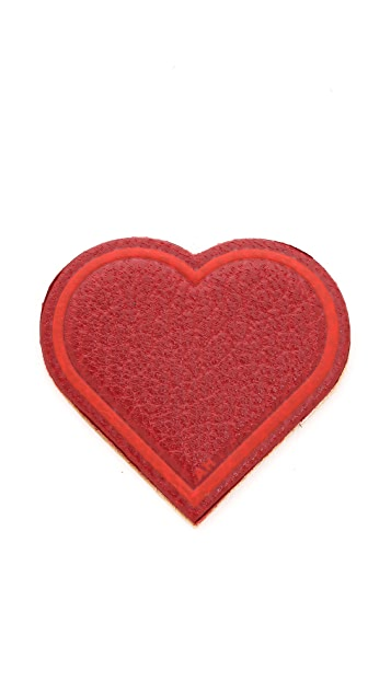 Anya Hindmarch Heart Sticker