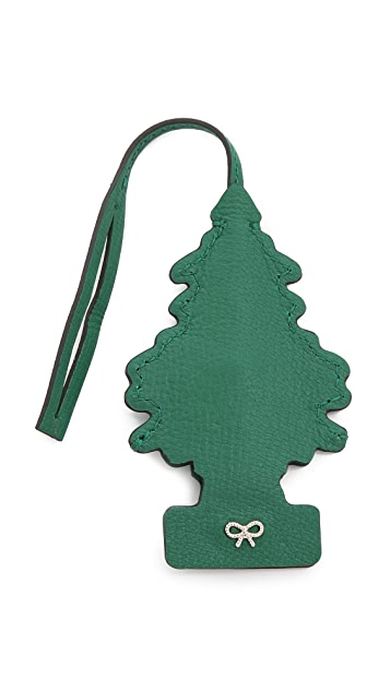 Anya Hindmarch Little Tree Bag Charm