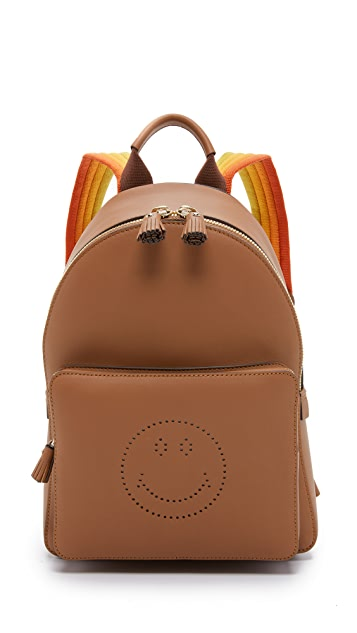 Anya Hindmarch Smiley Backpack