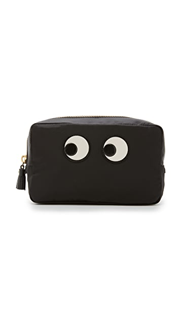 Anya Hindmarch Eyes Make Up Pouch