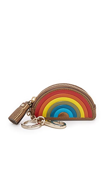 Anya Hindmarch Rainbow Coin Purse