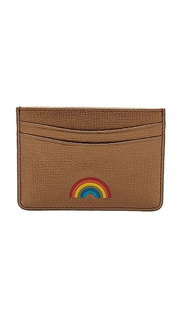 Anya Hindmarch Rainbow Card Case