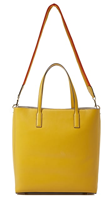 Anya Hindmarch Smiley Ebury Tote