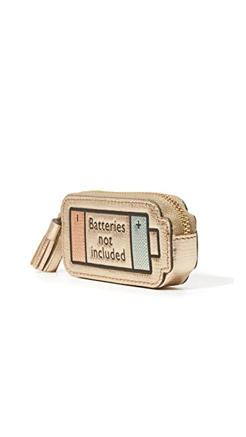 Anya Hindmarch Batteries Not Included Coin Purse