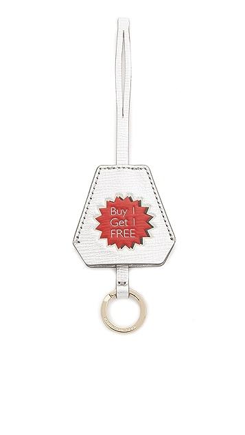 Anya Hindmarch Buy 1 Get 1 Free Key Fob
