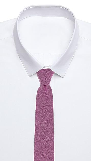 Alexander Olch The Henderson Chambray Necktie