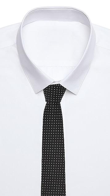 Alexander Olch The Welles Polka Dot Necktie
