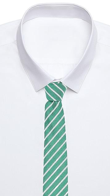 Alexander Olch The Julep Striped Necktie
