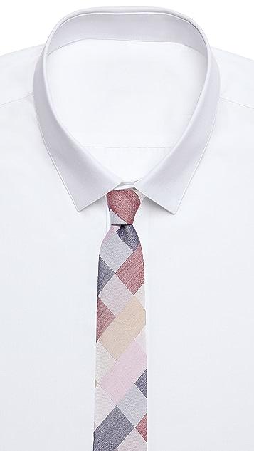 Alexander Olch The Ferris Plaid Necktie