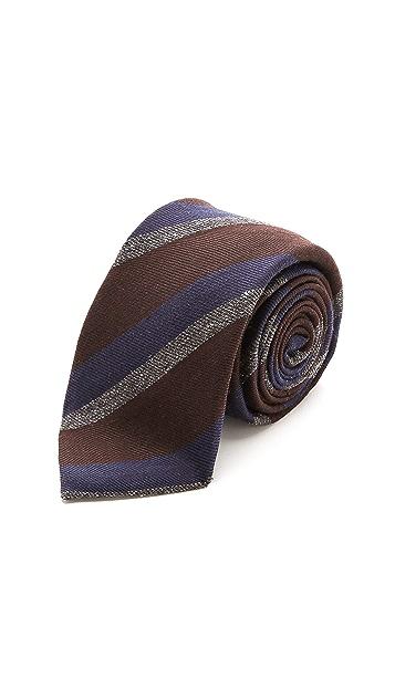 Alexander Olch Couple Stripe Necktie