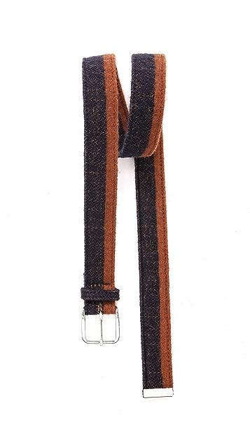Alexander Olch Dutch Striped Belt