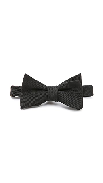 Alexander Olch The Oscar Repp Silk Butterfly Bow Tie