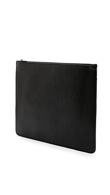 A.P.C. Document Holder Clutch