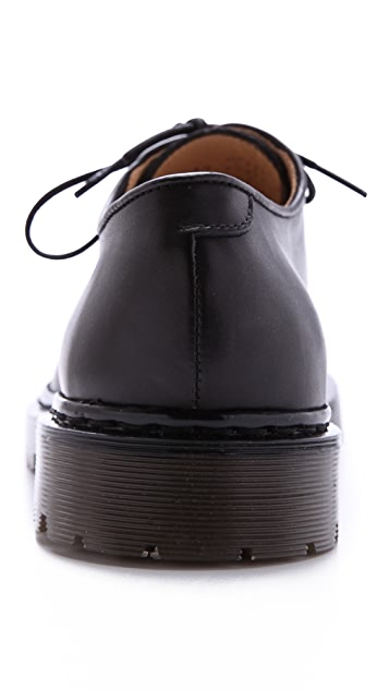 A.P.C. Leather Derby Shoes