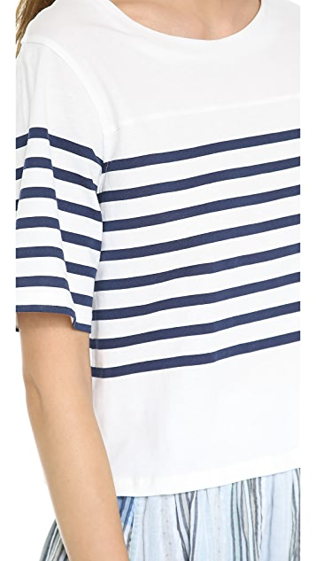 A.P.C. Baseball T-Shirt