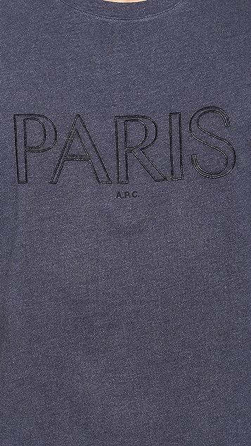 A.P.C. Paris T-Shirt