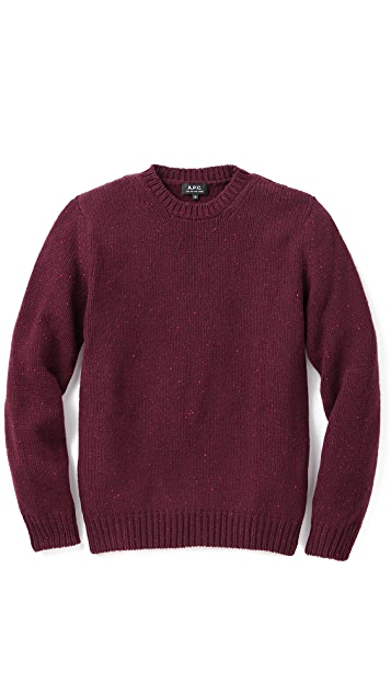 A.P.C. Donegal Sweater