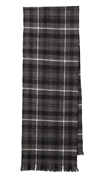 A.P.C. Scottish Scarf