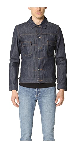 A.P.C. - Raw Denim Work Jacket