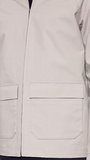 A.P.C. Liverpool Jacket