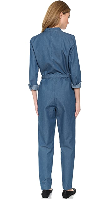 A.P.C. Texas Jumpsuit