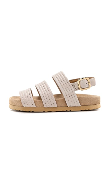 A.P.C. Holly Sandals
