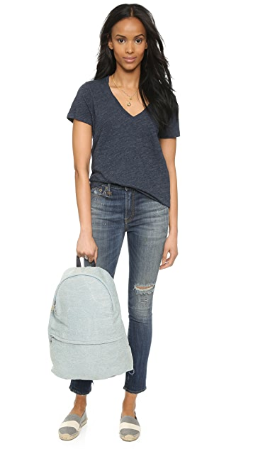 A.P.C. Denim Backpack