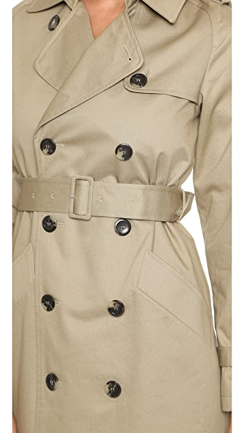 A.P.C. Vendee Trench Coat