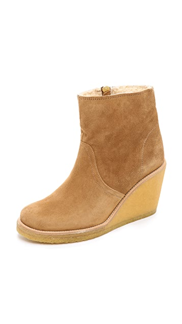 A.P.C. Sevres Booties