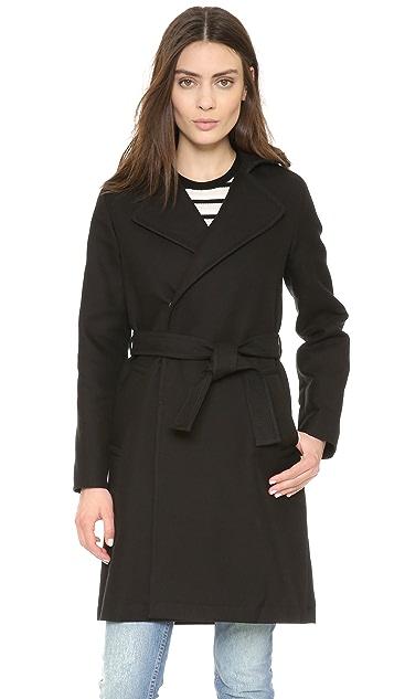 A.P.C. Detective Coat