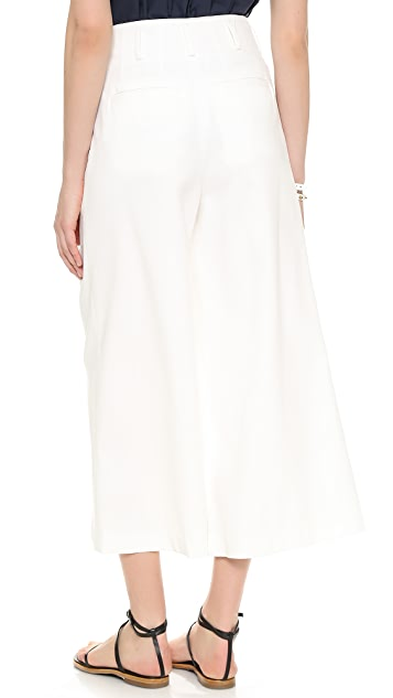 Apiece Apart Taiyana Wide Leg Pants