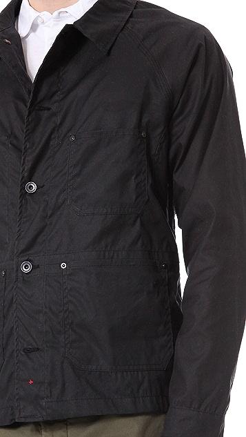 Apolis Waxed Work Jacket