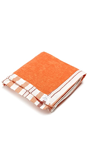 Apolis Hand Loomed Beach Towel