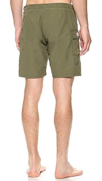 Apolis Nylon Swim Trunks