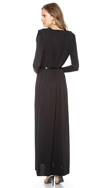 AQ/AQ Bowie Maxi Dress