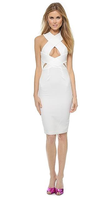 AQ/AQ Wink Midi Dress